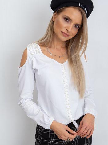 Biała bluzka Shelby