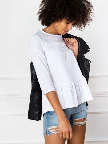 Biała bluzka Simone