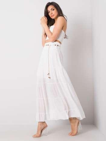 Biała spódnica Angelita OCH BELLA