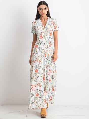 Biała sukienka Connotations