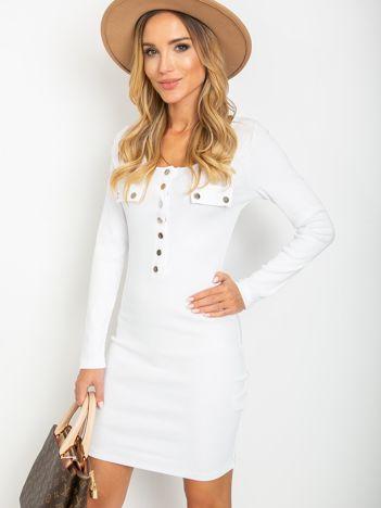 Biała sukienka Juliet