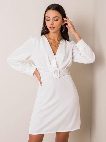 Biała sukienka Maisa