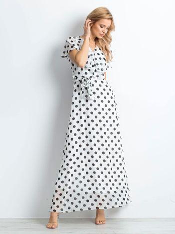 Biała sukienka Ultimate