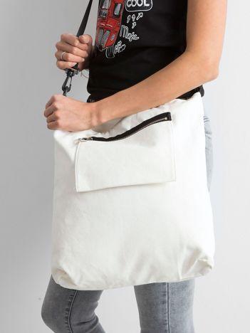 Biała torba ekologiczna