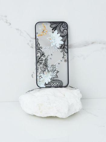 Biało-czarne etui do iPhone 6 Plus