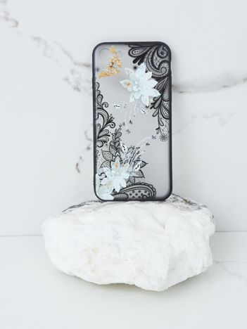 Biało-czarne etui do iPhone 7G/8G