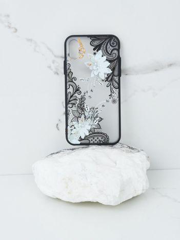 Biało-czarne etui do iPhone X