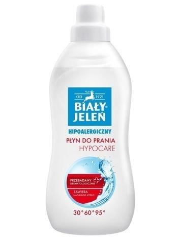 Biały Jeleń Płyn do prania tkanin hipoalergiczny Hypocare 1 l
