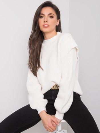 Biały sweter Constanca