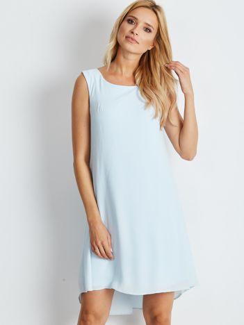 Błękitna sukienka Starlight