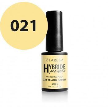 CLARESA Lakier Hybrydowy 021 7 ml
