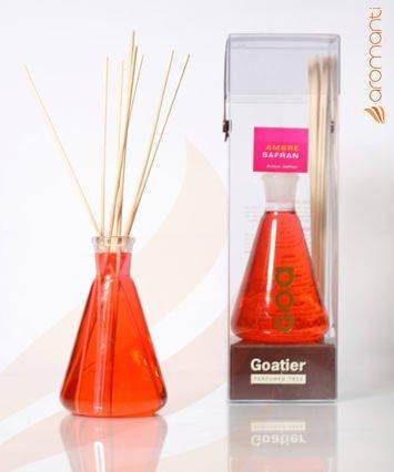 CLEM-GOA Dyfuzor zapachowy CLASSIQUE 300 ml - Ambra z szafranem
