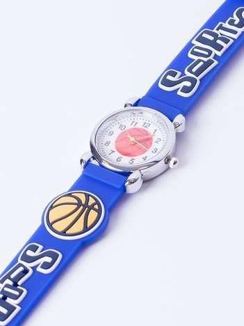 Chłopięcy zegarek BASKETBALL