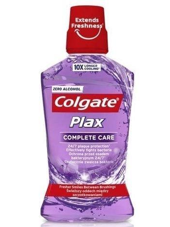 Colgate Płyn do płukania ust Plax Complete Care  500ml