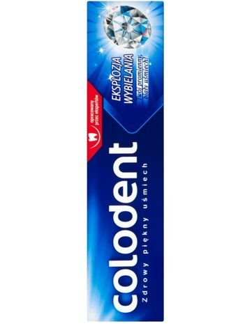 Colodent Pasta do zębów Eksplozja Wybielania 100 ml