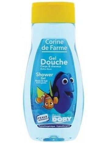 Corine de Farme Żel myjący dla dzieci 2 w 1 Dory 250 ml