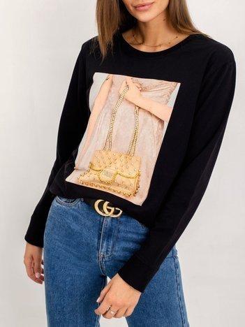 Czarna bluza Adelaide