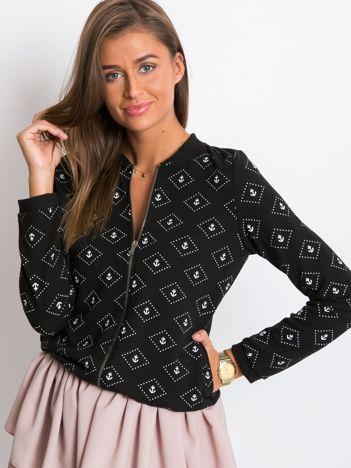 Czarna bluza Ever