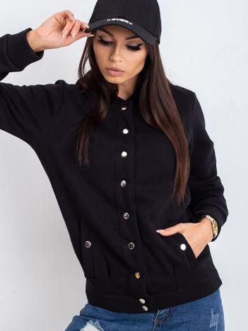 Czarna bluza Harvey