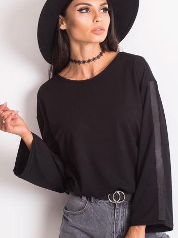 Czarna bluzka Glam