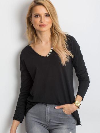 Czarna bluzka Prompting