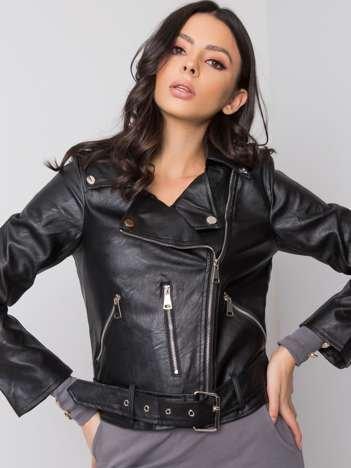 Czarna kurtka Zoey