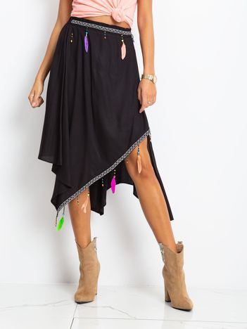 Czarna spódnica AMAZON