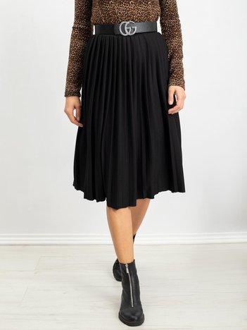 Czarna spódnica Carmen