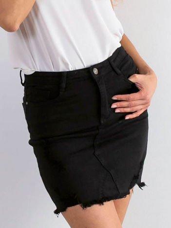 Czarna spódnica Ditzy