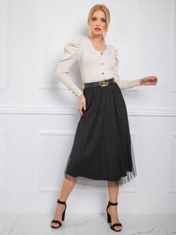 Czarna spódnica Tamara RUE PARIS