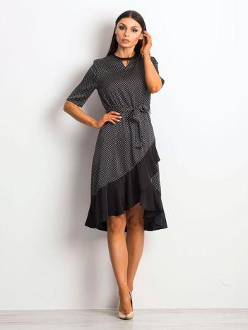 Czarna sukienka Breezy