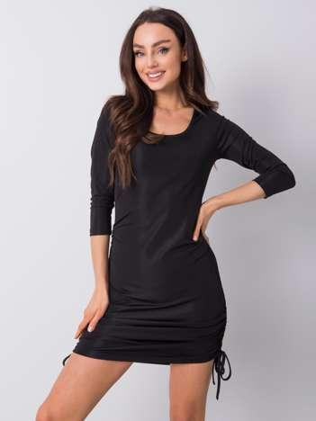 Czarna sukienka Caylee OCH BELLA