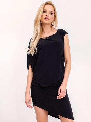 Czarna sukienka Dollie