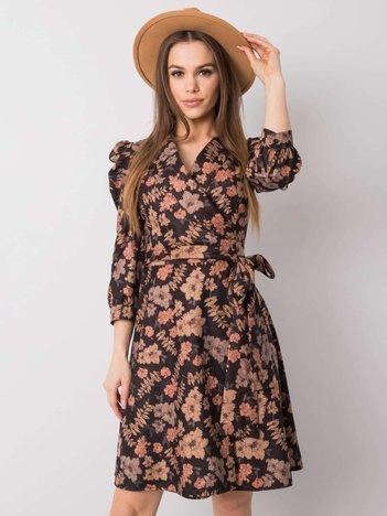 Czarna sukienka Eloise