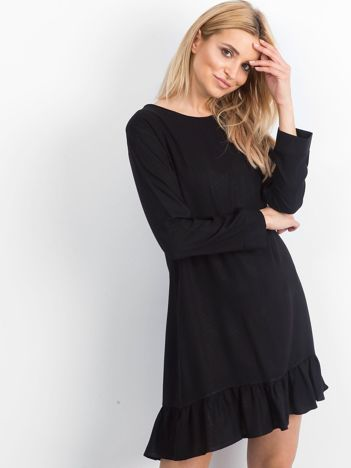 Czarna sukienka Goddess