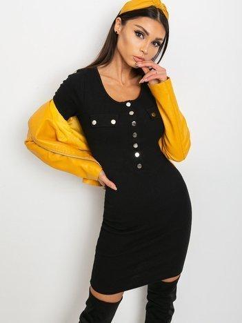 Czarna sukienka Juliet