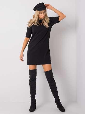 Czarna sukienka Libra