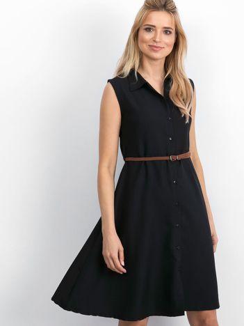 Czarna sukienka Masterclass