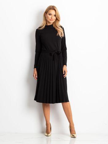 Czarna sukienka Midnight