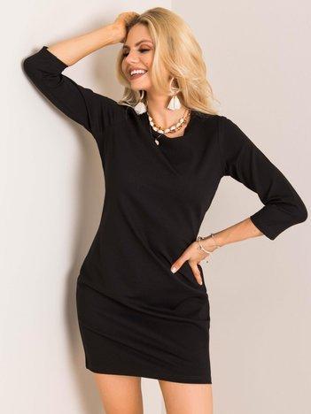 Czarna sukienka Millene SUBLEVEL