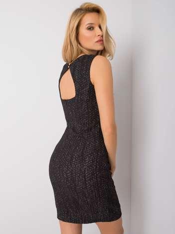 Czarna sukienka Naomi