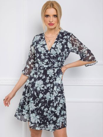 Czarna sukienka Terrence RUE PARIS