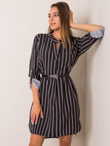 Czarna sukienka Vidal