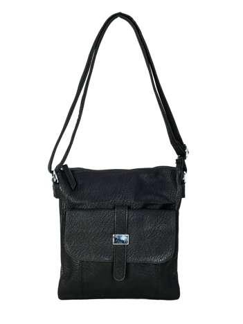 Czarna torebka damska na ramię