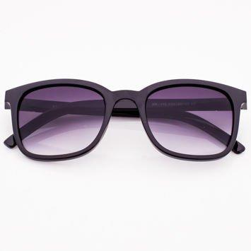 Czarne Okulary Przeciwsłoneczne