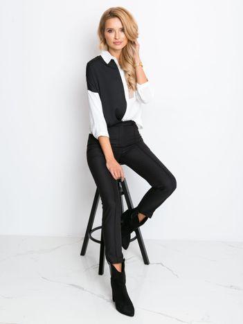 Czarne spodnie Elegant