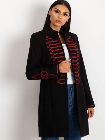 Czarny płaszcz Rebel
