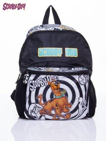 Czarny plecak szkolny DISNEY Scooby Doo