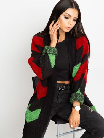 Czarny sweter Fabulous