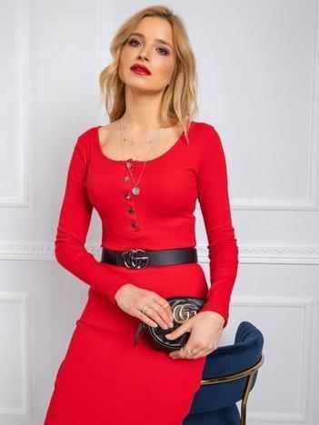 Czerwona bluzka Grace RUE PARIS
